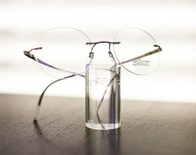 Silhouette bei Optik Steinert