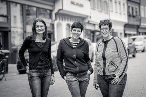 Das Team von Optik Steinert