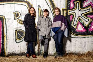 Das Team von Optik Steinert v.l.n.r.: Barbara Jans, Evelyn Träger, Karin Link